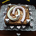 BROWNIE DECADENT, Made in USA, comme un snickers: <b>beurre</b> de cacahuètes crunchy et fluff!