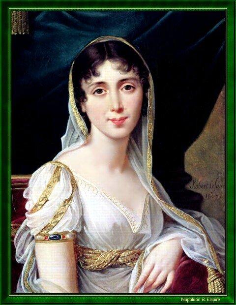 Désirée Clary, premier coup de foudre de Napoléon