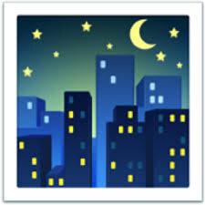 """Résultat de recherche d'images pour """"emoji night"""""""