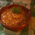 Cassolette de porc