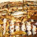 Sardines à la sicilienne