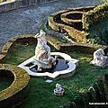 Fontaine de la Villa Borghèse