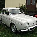 Renault Dauphine <b>Gordini</b> 1957-1967