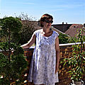 La <b>robe</b> <b>Mana</b> - Chez Machine