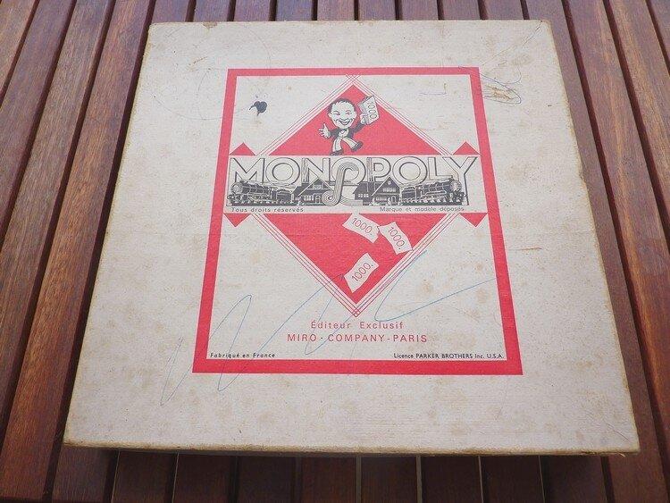 Monopoly de 1936