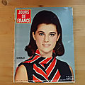 Jours de France N°617, 1966, Sheila, Jean Patou, Nina Ricci