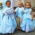 Cortège enfants - 3 tenues assorties