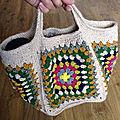 Mon sac <b>granny</b>