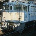 EF 63 2 à Karuizawa eki.