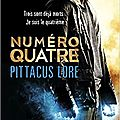 Lorien legacies, de pittacus lore (alias james frey) 7 tomes
