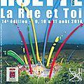 La Rue et Toi 2014