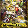 Magus Of the Library T.1