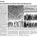 Port des Noues : ça déborde
