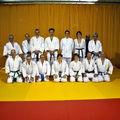 Stage jujitsu à <b>Vendôme</b> 2010