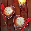 ღ pomme au four au miel, mascarpone et vanille ღ
