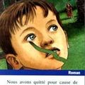 La <b>balafre</b>, écrit par Jean-Claude Mourlevat