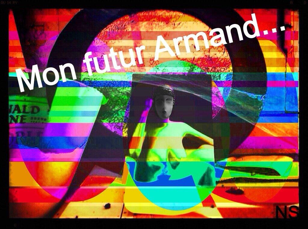 MON FUTUR ARMAND ...