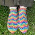 Jaywalker Ankle Socks