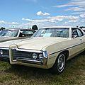 Pontiac executive 400 4door hardtop 1969