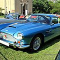 Aston martin type DB 4 superleggera de 1960 (34ème Internationales Oldtimer meeting de Baden-Baden) 01