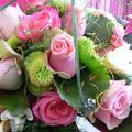accessoire bouquet perle cristal (Small)