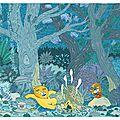 Louise et dimitri: la forêt