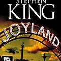 Joyland, de stephen king