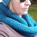 SNOOD BLEU