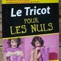 Le Tricot pour les nulles