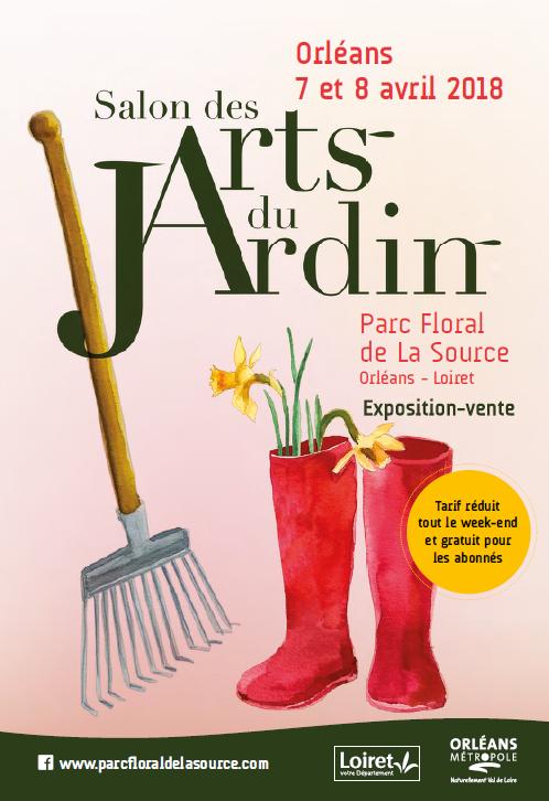 Salon Art du Jardin orléans 2018