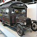 Ford model tt motor home 1924