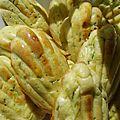 madeleines courgettes-féta