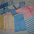 les tricots humanitaires