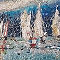 Maritimes en mosaïques