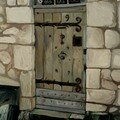 Vieille porte à Provins