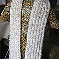 Un peu de tricot.....