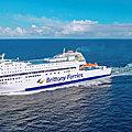 Brittany <b>Ferries</b>: la compagnie maritime bretonne craint le naufrage financier en 2021