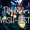 On my wish list #22