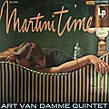 Art Vandame Quintet - 1955 - Martini Time (Columbia)