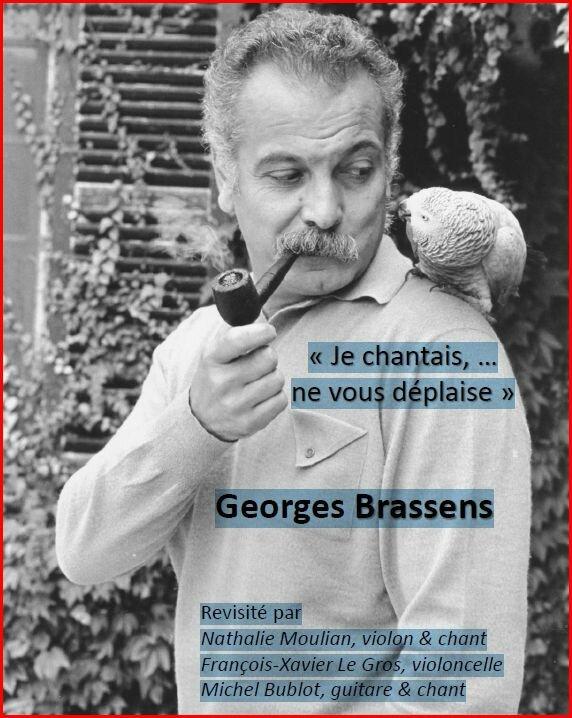 La devise des amis de Georges : les copains d'abord