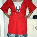 Une robe-boubou-djellaba !