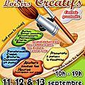 Salon des loisirs créatifs de <b>Bernay</b>