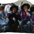 Fiestas Patrias al jardin infantil