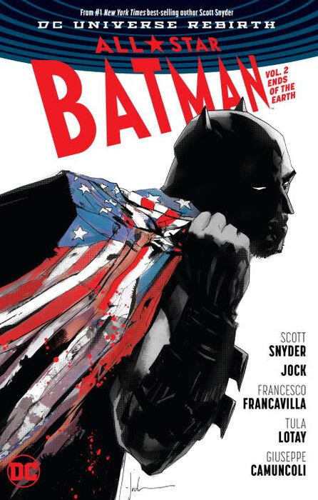 all star batman vol 02 ends of the earth HC
