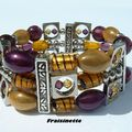 Bracelet Francine's design