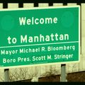 Welcome to Manhattan
