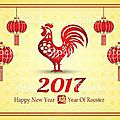 Le nouvel an chinois <b>2017</b>