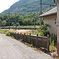 route vers le Pont Carnot