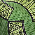 Wax vert motifs commémoratifs