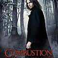 Le prince des ténèbres, tome 3: <b>Combustion</b> <b>spontanée</b> de Jeaniene Frost.